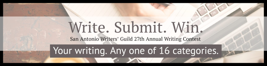 27th Annual Writing Contest